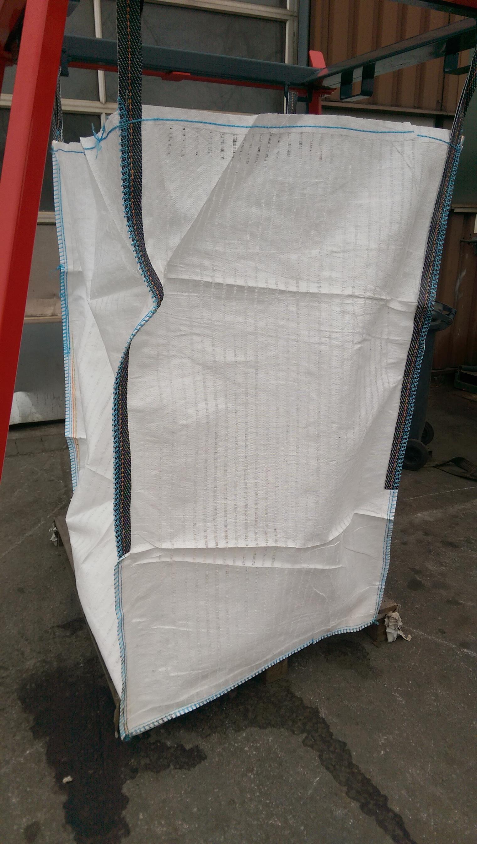 Big Bag für Brennholz 97 x 97 x 120 cm Kaminholz Holzhandel Holz Lagerung